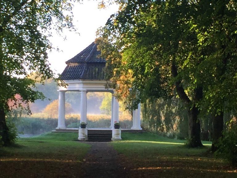 Mindfulness i Solgårdsparken ved Køge