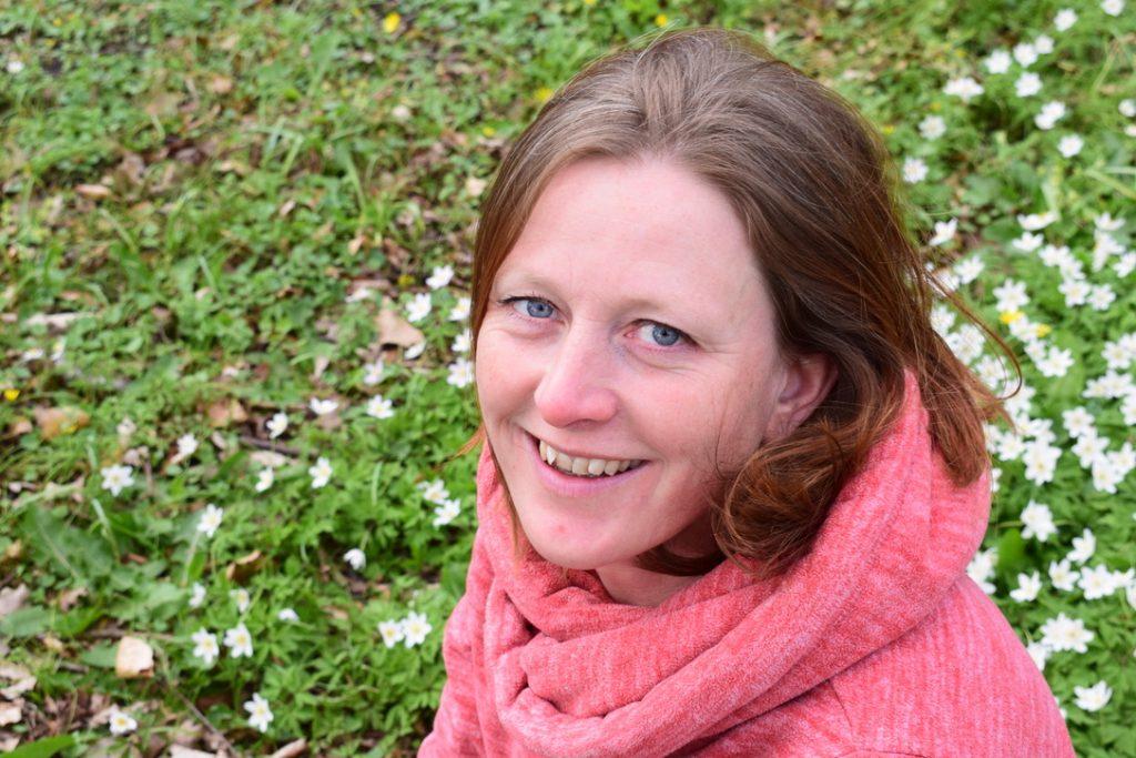 Anne Rosell Holt Klintetours guide
