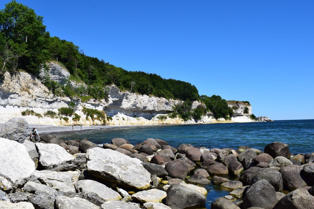 Hike along the spectacular Stevns Klint