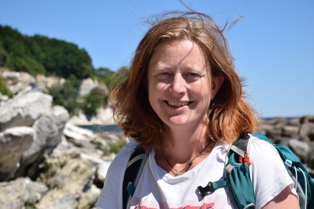 Anne er din guide på vandreturen